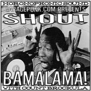 Shout Bamalama 9